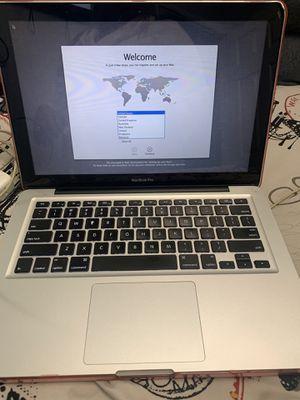 Mac book pro 2012 for Sale in Long Beach, CA