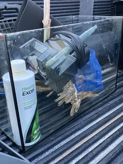 Fish Tank For Sale for Sale in Newark,  CA