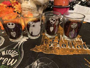 Nightmare Before Christmas Shot Glasses for Sale in Davenport, FL