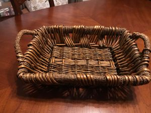 Basket 15in by 11 in for Sale in Port St. Lucie, FL