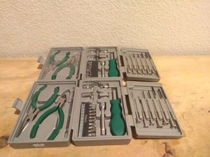 UPH Tool Tool- By Set Poholy, 25 pcs,tool set for Sale in Sacramento, CA