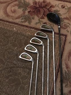 Cougar Set Of Irons Not Complete for Sale in San Diego,  CA