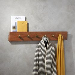Wood Coat Rack and Entryway organizer for Sale in Brooklyn,  NY