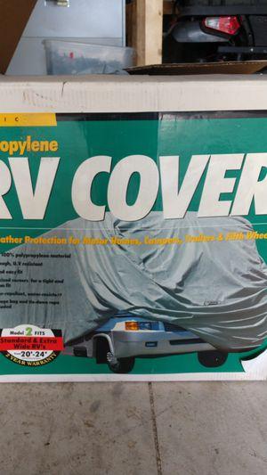 RV cover 20-24' for Sale in Gurnee, IL