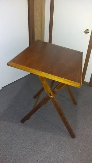 Antique red oak drafting table for Sale in Linfield, PA