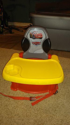 Disney Cars booster seat for Sale in San Antonio, TX