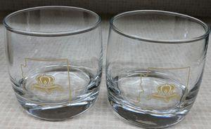 Set of 2 NEW AZ Crown Royal Glasses for Sale in Phoenix, AZ