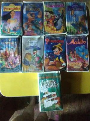 Disney VHS for Sale in Sioux City, IA