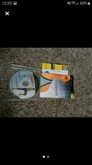 Original xbox yourself fitness for Sale in Belleville, WV
