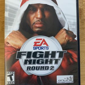 PlayStation PS2 Fight Night Round 2 Game for Sale in Scottsdale, AZ