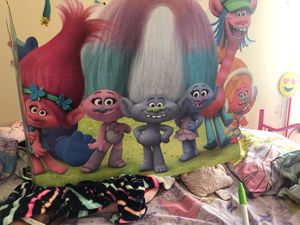 Children's Trolls Picture Party Display for Sale in Painesville, OH