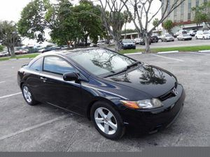 2008Honda civic Ex 2dr coupe manual 5 speed. for Sale in Miami, FL