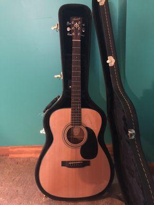 Bristol BM 16 Acoustic Guitar for Sale in Detroit, MI