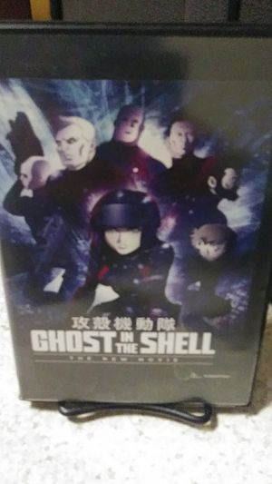 Ghost in the shell dvd for Sale in Yakima, WA