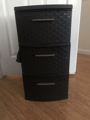 Plastic drawers for Sale in Vista, CA