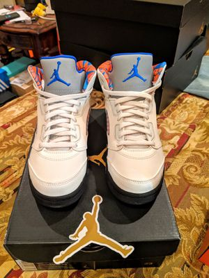 BRAND NEW AIR JORDAN RETRO 5 (PS) --- SIZES-1Y & 2Y w/RECEIPT For Proof Of Purchase for Sale in Sacramento, CA