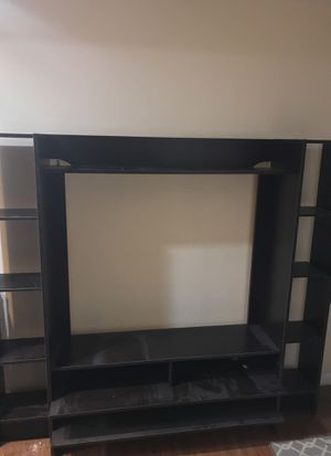 Brand new 5 1/2 ft w x 5 ft high and 12 inch deep tv hutch, only $60 for Sale in West Palm Beach, FL