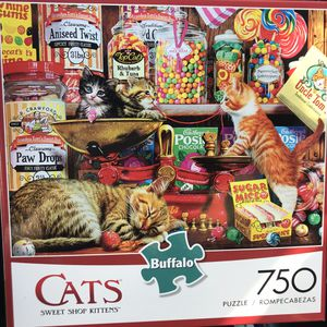 NEW!!!! 750 Piece Puzzle 🧩 SWEET SHOP KITTENS for Sale in Torrance, CA