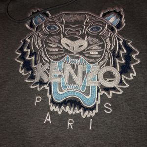 Gray extra-large Kenzo hoodie for Sale in Silver Spring, MD
