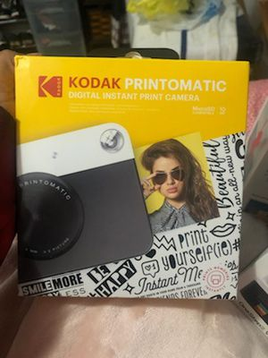 Kodak printomatic instant digital camera for Sale in Miami, FL