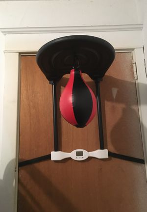 It is a speed bag for Sale in Prospect Park, PA