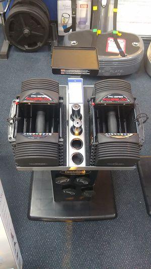Powerblock Pro 50 for Sale in Shenandoah, TX