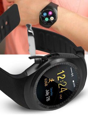 New smart camera watch camera phone web talk and text wrist watch bluetooth or sim card for Sale in Los Angeles, CA