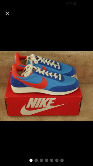 Size 11.5 Nike Air Tailwind 79 Pacific Blue for Sale in Silver Spring, MD