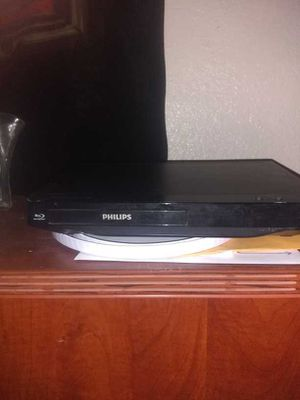 Phillips Blu-ray DVD Player for Sale in Mesa, AZ
