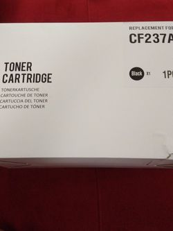 Toner Cartridge Replacement For CF237A for Sale in Las Vegas,  NV