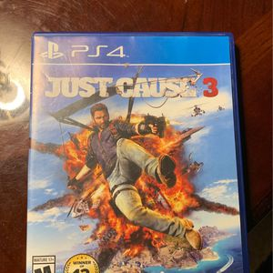 Just Cause 3 for Sale in Blackstone, VA