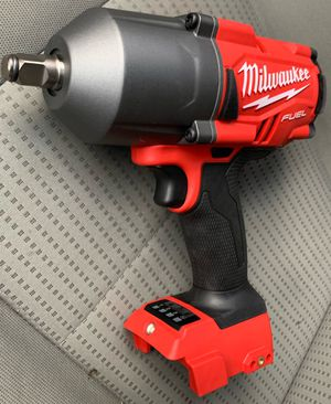 Milwaukee M18 FUEL 18-Volt Lithium-Ion Brushless Cordless 1/2 in. Impact Wrench with Friction Ring (Tool-Only for Sale in Thornton, CO