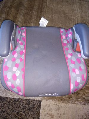 Graco car seat for 3 to 11 years for Sale in Phoenix, AZ