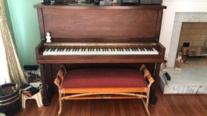 Antique Upright Piano for Sale in Herndon, VA