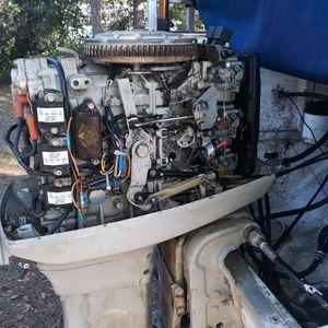 70 Horsepower Johnson Outboard Motor for Sale in Okeechobee, FL