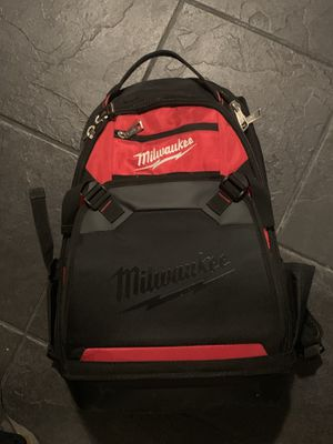 Milwaukee backpack for Sale in Los Angeles, CA