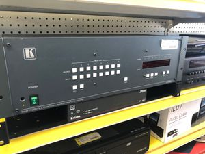 Kramer high performance matrix switcher for RGBHV for Sale in Greenacres, FL