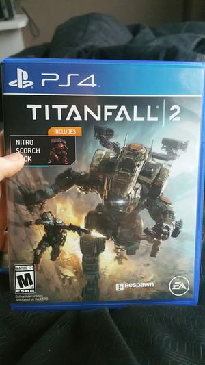 Titan fall 2, ps4, great condition, brand new for Sale in Knoxville, TN