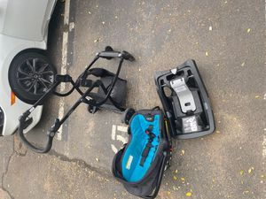 Car seat,base,&stroller 80$ for Sale in East Haven, CT