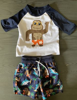 Gymboree boy's swimming suit (2T) for Sale in Gibsonia, PA