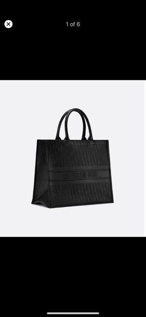Dior Book TOTE OBLIQUE women Bag for Sale in Arlington, VA
