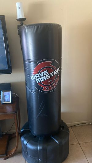 Punching bag and kicking for Sale in Chiriaco Summit, CA