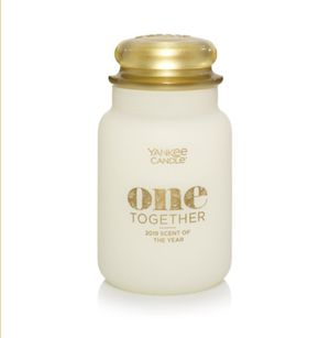 "Yankee Candle ""ONE TOGETHER"" 2019 Scent Of The Year ~Large 22 oz~LIMITED EDITION for Sale in NO POTOMAC, MD"