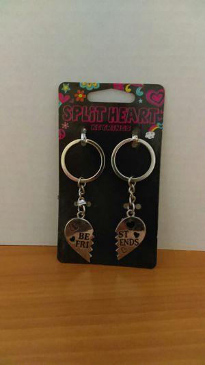 Split Heart Keychains for Sale in Alexandria, VA