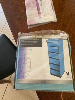 Closet organizer for Sale in Fullerton, CA