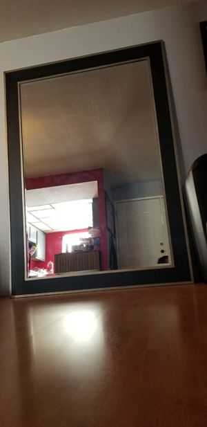 80x60 wall mirror for Sale in Rowland Heights, CA