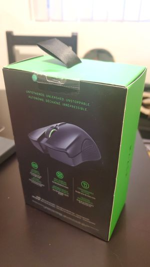 RAZOR MAMBA WIRELESS GAMING MOUSE for Sale in CA, US