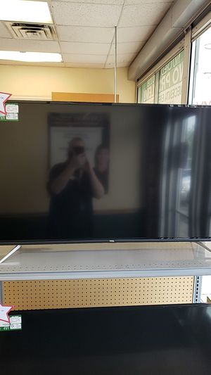 50 in TCL Roku Tv for Sale in Toledo, OH