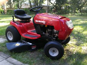 Lawn Machine Riding Mower for Sale in Riverview, FL