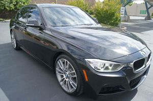 2014 BMW 335I 3 SERIES TURBO LOW MILES LOADED RUNS GREAT CLEAN INSIDE OUT IN EXCELLENT SHAPE NAVIGATION PUSH START LOTS OF OPTIONS for Sale in Emeryville, CA